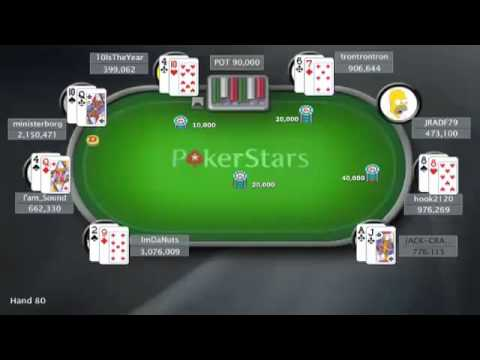 2012 SCOOP 21H - Chris Oliver 'ImDaNuts' playing 92o