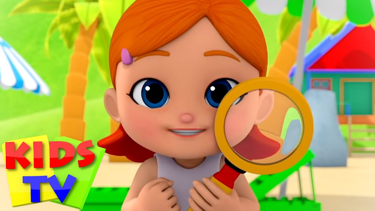 Saya spy lagu | Puisi untuk anak-anak | Lagu anak anak | Kids Tv Indonesia | Bayi Sajak