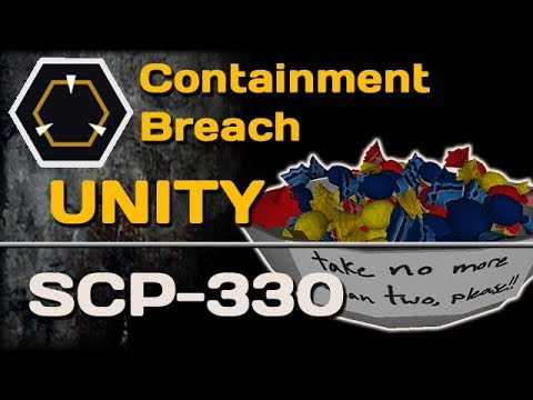 SCP-330 | Unity | SCP: Containment Breach - getplaypk