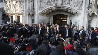 U.K. Supreme Court: Parliament Must Approve Brexit Process