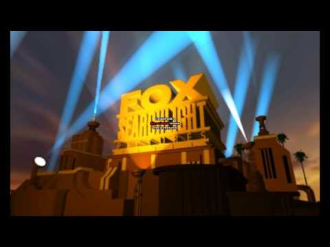Fox Searchlight Pictures logo 2011 and 20th Century Fox Crossover.