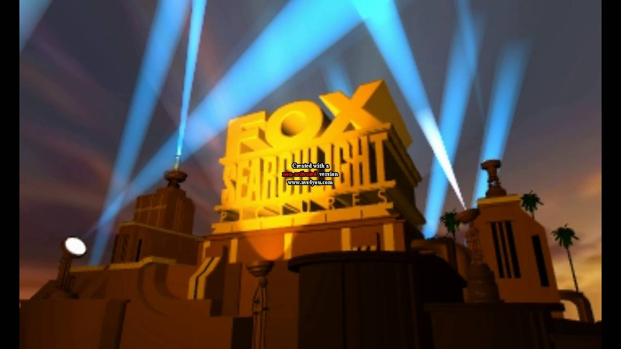 Fox Searchlight Pictures Logo 2011 And 20th Century Fox Crossover