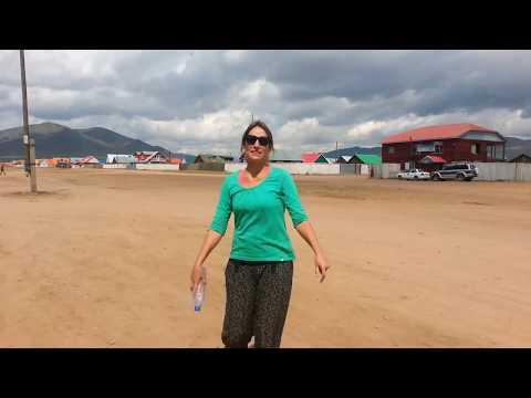 Moron, ciudad del norte de Mongolia