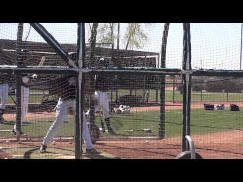 Alberth Martinez - San Diego Padres - CF