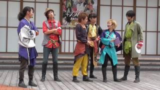 第4話船中八策 笑えーー!って舳先から何に向かって? 慎太郎劇場全開!...