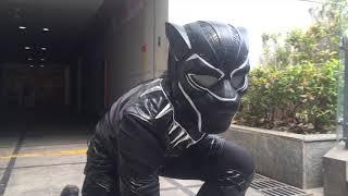 Xcoser Black Panther vs Killmonger Erik Stevens