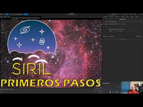 SIRIL. Software de APILADO y EDICIÓN GRATUITOS para imágenes astronómicas. ?