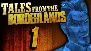 Tales From The Borderlands - Episode 2: Atlas Mugged - Part 1