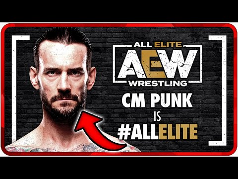 CM PUNK TO DEBUT IN AEW?! | WWE INJURY SCARE | AEW Talent Signs NEW DEAL