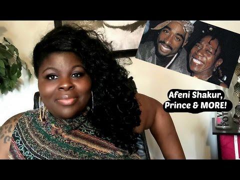 AFENI SHAKUR DEAD AT 69, PRINCE'S ESTATE DRAMA, BUMB B*TCH ASS MAMA & MORE!