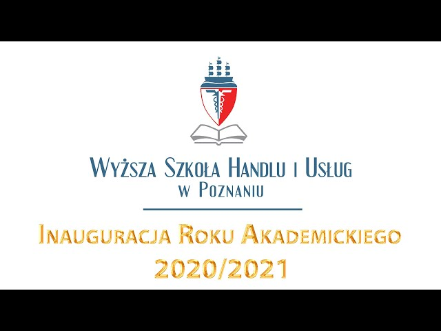 WSHiU Inauguracja 2020 2021