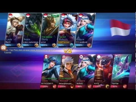 Top Local Ruby Gameplay #1 -MOBILE LEGENDS [INDONESIA]