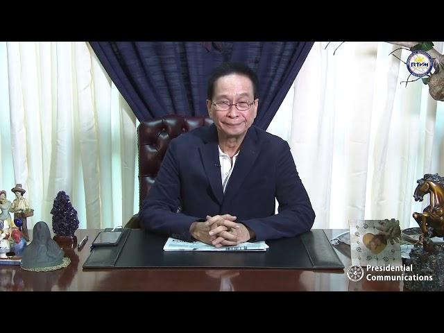 Counterpoint with Secretary Salvador Panelo 9/14/2020