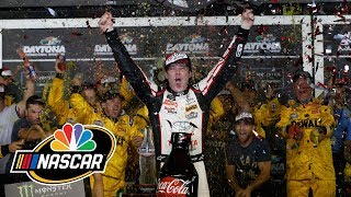 Erik Jones breaks down win at Daytona I NASCAR I NBC Sports