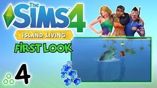 """First Look: THE SIMS 4: Wyspiarskie Życie [4/4] - """"Syrenkowe sprawy"""""""
