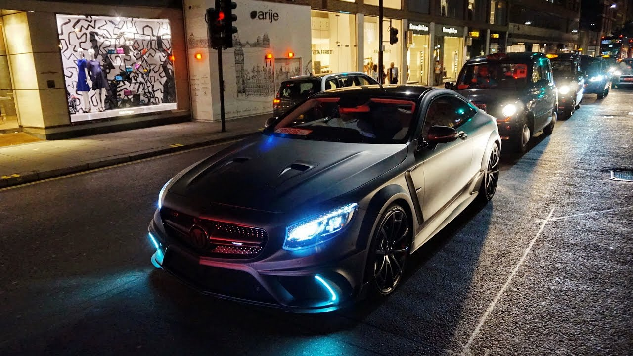 Mercedes Benz Mansory S 63 AMG Coup YouTube