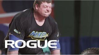 2014 Arnold Strongman Classic — THE HUMMER TIRE DEADLIFT