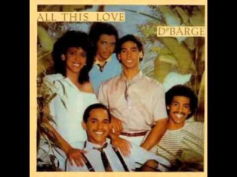 El Debarge - All This Love  - HQ