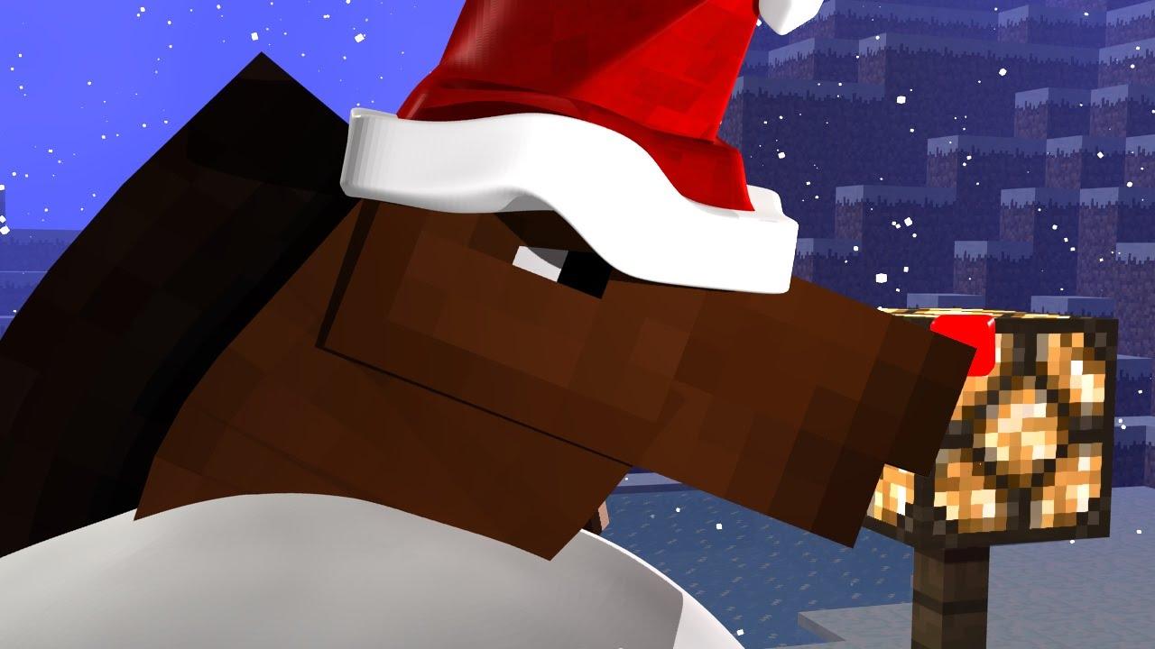 Monster School (Preschool) - Frosty the Horseman! - Minecraft ...