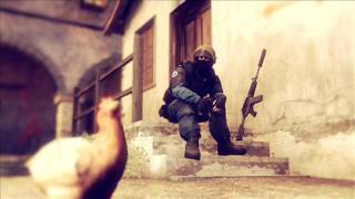 CSGO Russian Song-XS Project-Bochka, Bass, Kolbaser (1 HOUR EDİTİON)