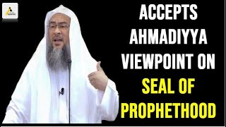 Assim al Hakeem Renowned Muslim Scholar Accepts Ahmadiyya Viewpoint on Prophethood (Khatme Nabuwat)