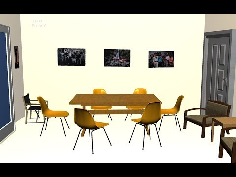 Interactive Room Capture on 3D-Aware Mobile Devices