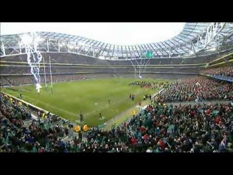 RFU Ireland vs New Zealand 1st half 24 11 2013
