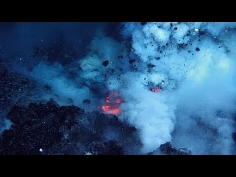 Volcanic Eruptions- (Pacific Ring of Fire, documentary) - ml