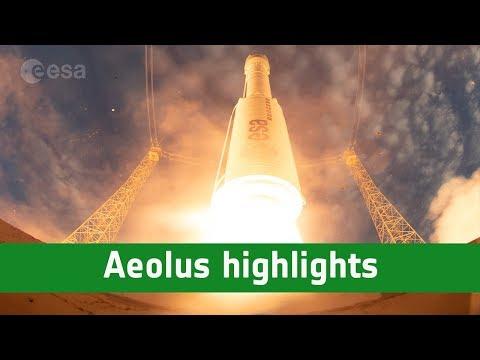 Aeolus highlights