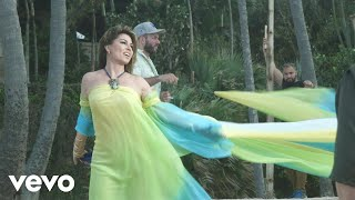 Shania Twain - Life's About To Get Good (Behind The Scenes with Johnny Wujek)
