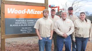 Welcome to Wood-Mizer Sawmills North Carolina