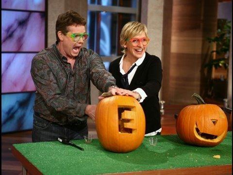 Steve Spangler on The Ellen Show November 2007
