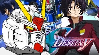 Gundam SEED Destiny; What it Got Right and What it Got Wrong