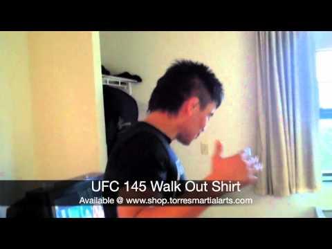 UFC Cribs with Miguel Torres Part 1