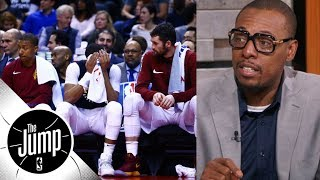 Paul Pierce on Cavaliers: They might not make it out of the East | The Jump | ESPN