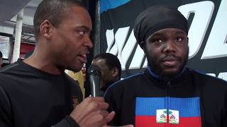 Bermane Stiverne: LOSING Heavyweight Title BEST & WORST Thing Ever