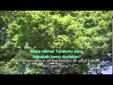 Surah Ar-Rahman (Terjemahan Bahasa Melayu)
