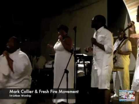 Mark Collier & Fresh Fire