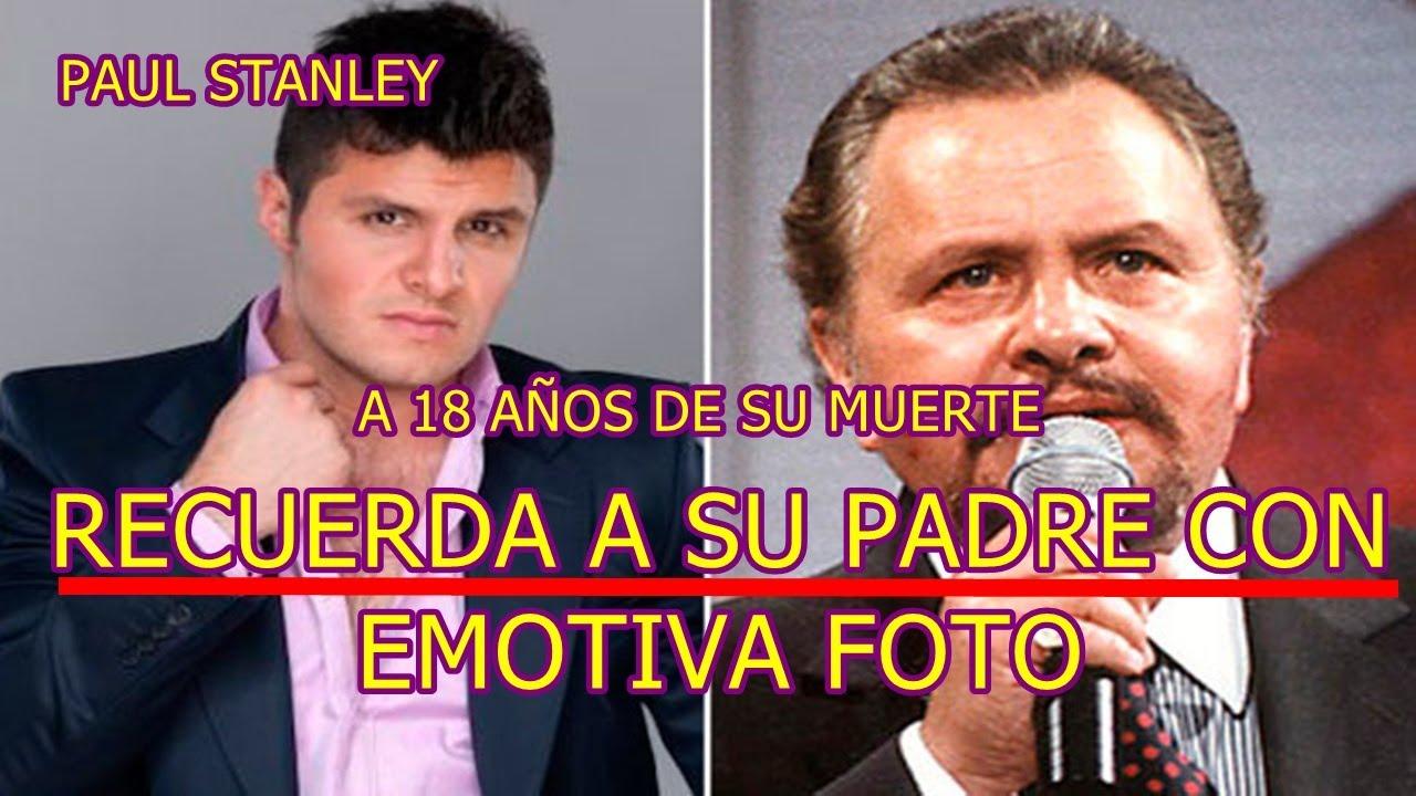 PAUL STANLEY Recuerda A SU PADRE PACO STANLEY Tras 18 AÑOS De Su MUERTE