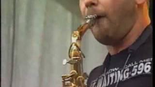sax solo - Tevet Sela