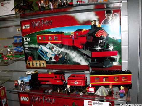 New Lego Harry Potter Toy Fair 2010 Pictures Youtube