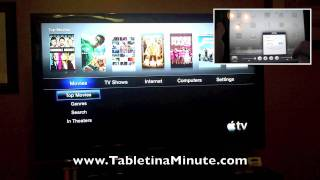 How to watch Hulu Plus on the Apple TV with an iPad 2 thumbnail