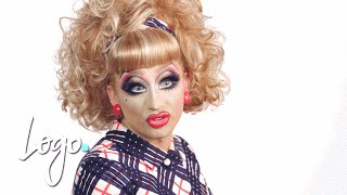 Bianca del Rio Reads Music Festivals | Rolodex of Hate | Logo