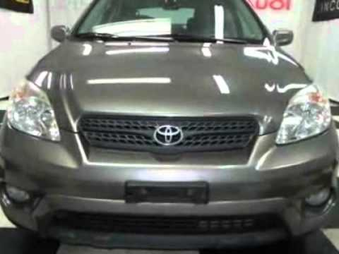North Coast Auto Mall Bedford Oh >> 2005 Toyota Matrix 5dr Wgn XR Manual (Natl) Hatchback - Bedford, OH - YouTube