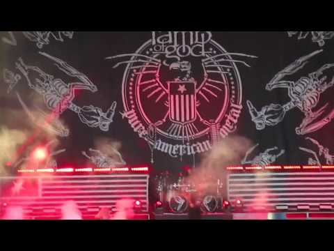 Lamb Of God OMERTA Live In Toronto @ Budweiser Stage 2018 Mp3