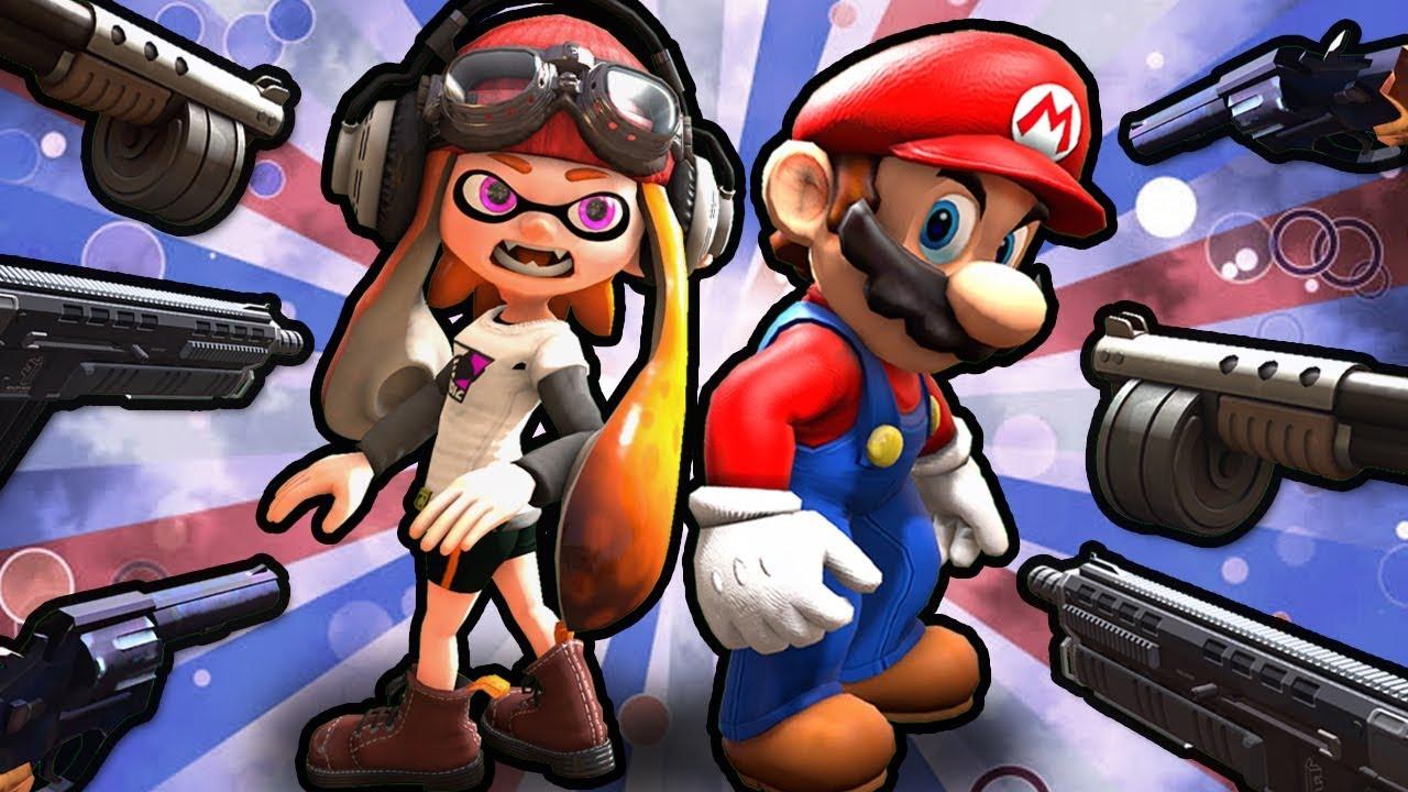 Smg4 The Mario Showdown