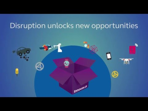 Innovate UK: opportunities in emerging and enabling technologies