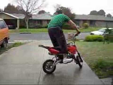Circle Wheelie School - How to Learn Circle Wheelies - YouTube