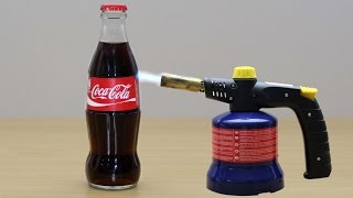 COCA COLA vs GAS TORCH