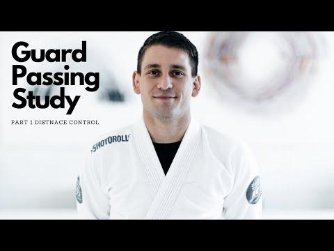 Rafa Mendes guard Passing Study Part: 1 Distance control